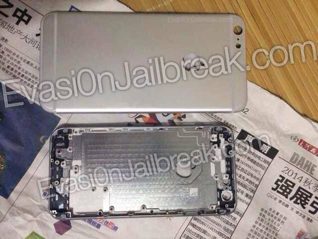 iphone 6 5.5 pollici foto