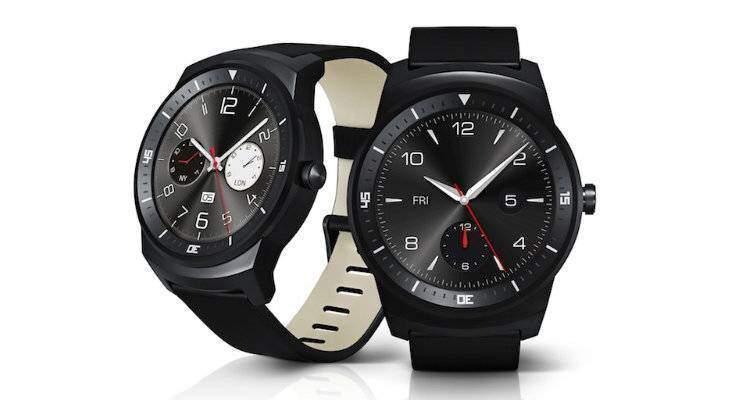 LG G Watch R ufficiale con display OLED e quadrante circolare