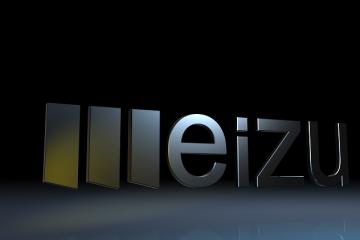 Logo della compagnia cinese Meizu