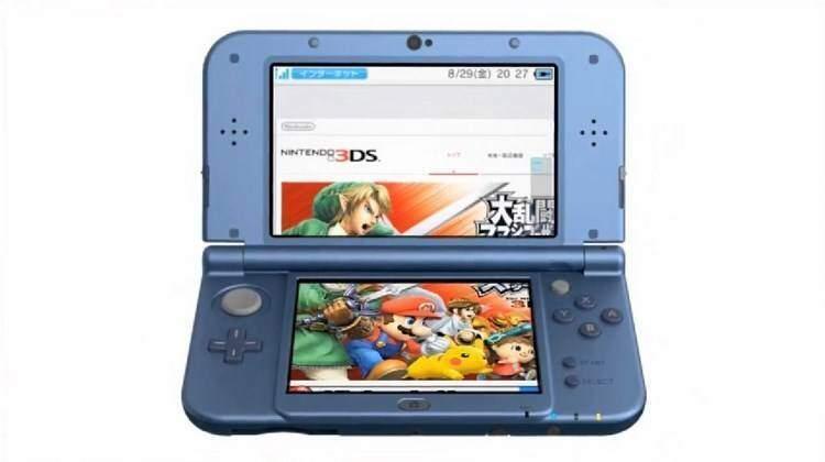 Nintendo 3DS: presentati due nuovi modelli