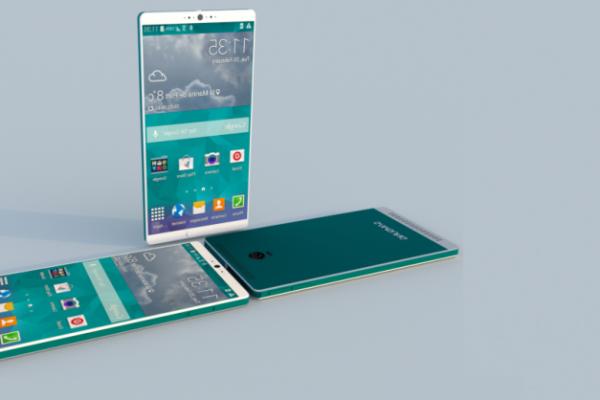 Immagine concept art del Samsung Galaxy S6