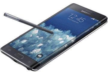 Immagine promozionale del Samsung Galaxy Edge