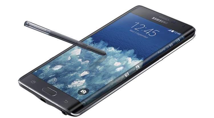 Samsung Galaxy Note Edge: tutte le info sulla variante curva del Note 4