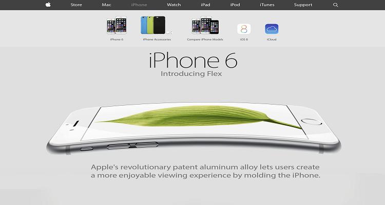 Bend Test per iPhone 6 e altri smartphone