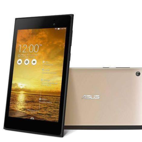 locandina promozionale ASUS  Memo Pad 7