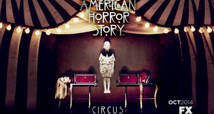 Un'immagine di American Horror Story Circus, questo il nome pensato inizialmente per la nuova stagione