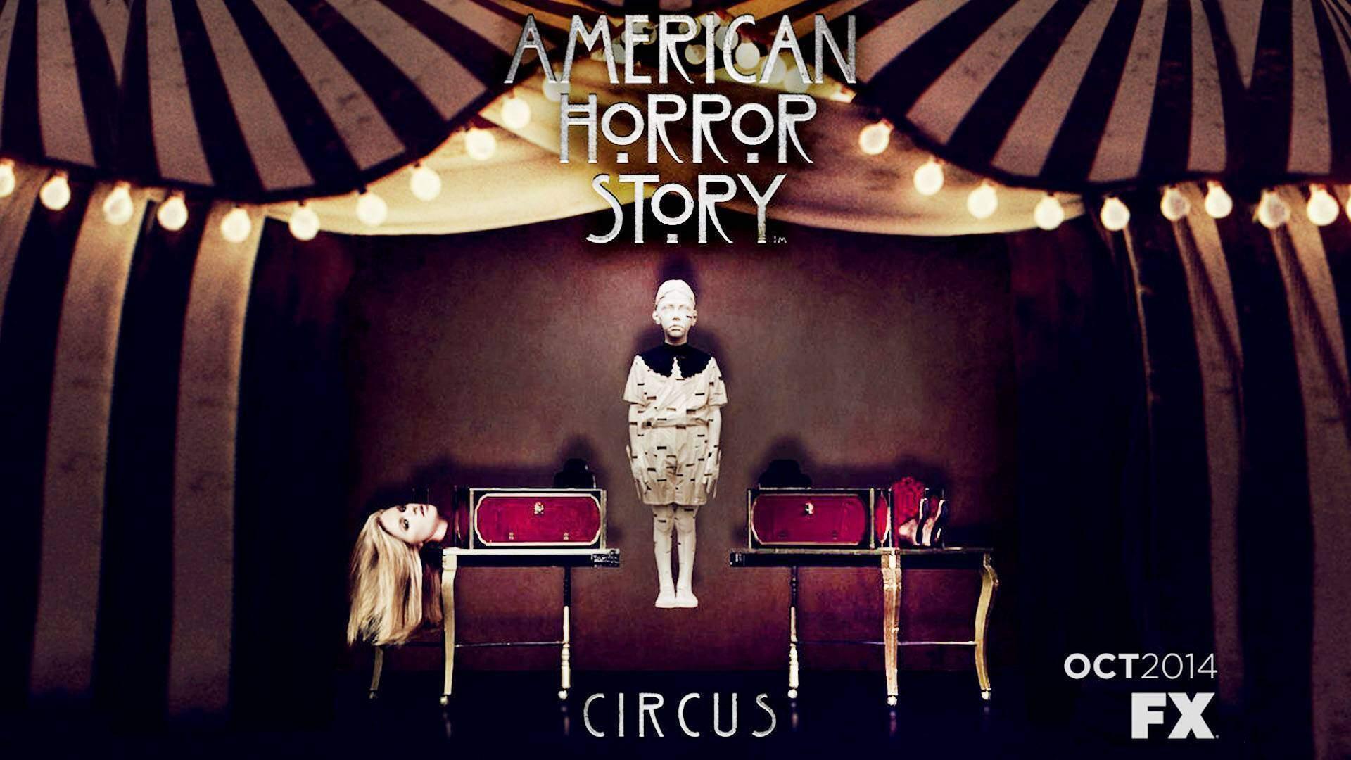 American Horror Story 4, dettagli sulla trama e nuovo teaser trailer