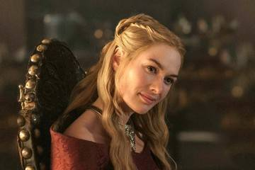Cersei Lannister tornerà in Game of Thrones 5
