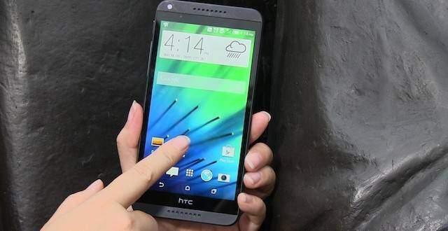 HTC Desire 820 - 02