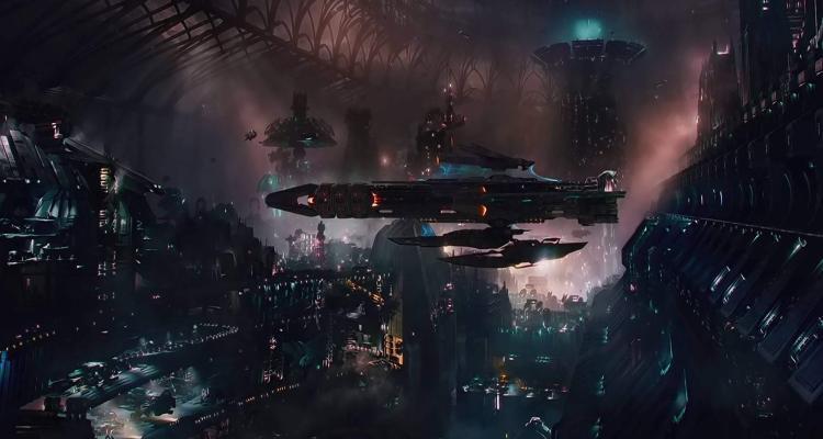 Gli effetti speciali in Jupiter - Il Destino dell'Universo giocheranno un ruolo essenziale