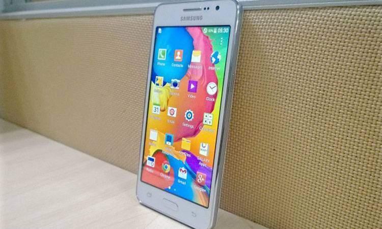 Samsung Galaxy Grand Prime, immagini e informazioni