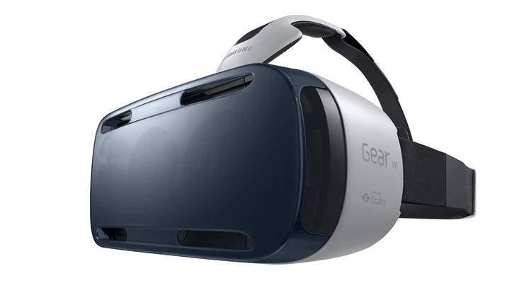 Samsung Gear VR: ecco il visore per la Realtà Virtuale