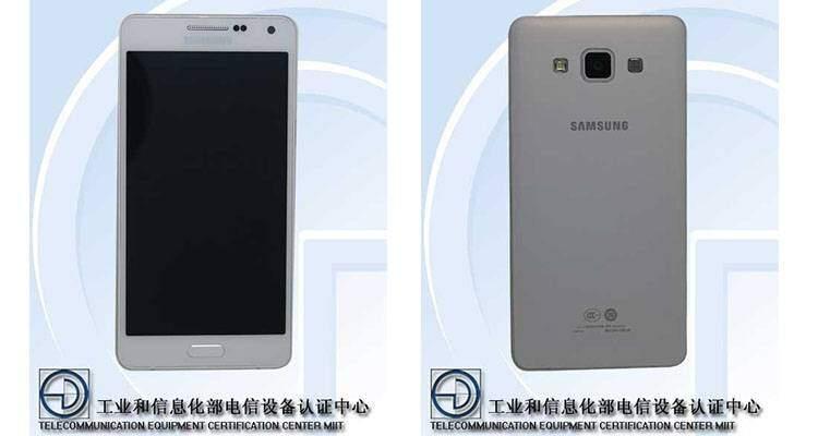 Samsung SM-A500: nuovo smartphone in metallo in arrivo