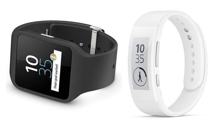 Sony Smartwatch 3 e Smartband Talk: rivoluzione Android Wear!