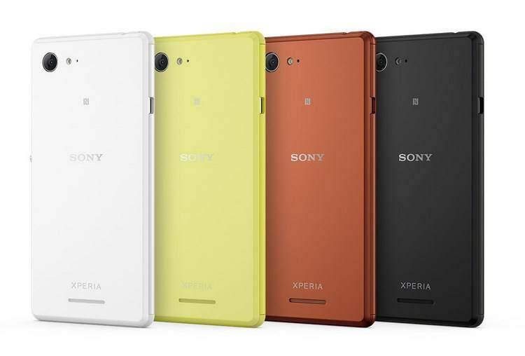 Sony Xperia E3 02