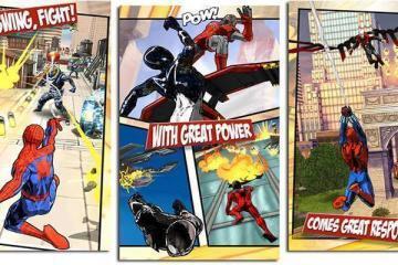 Immagine promozionale di Spider Man Unlimited