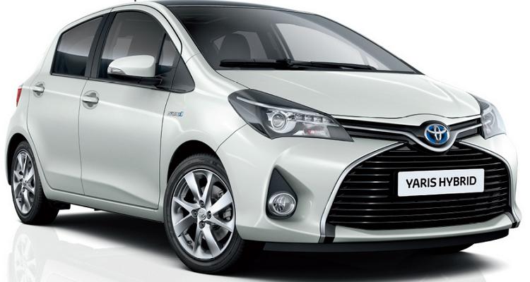 Immagine promozionale Nuova Toyota Yaris
