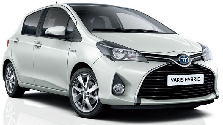 Nuova Toyota Yaris Hybrid: eleganza, consumi ridotti e tanta tecnologia!