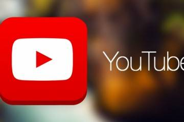 Immagine promozionale di Youtube