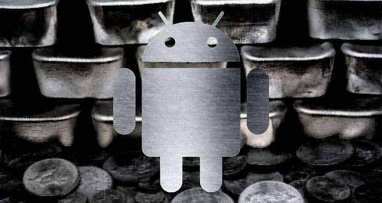 Logo del progetto Android Silver