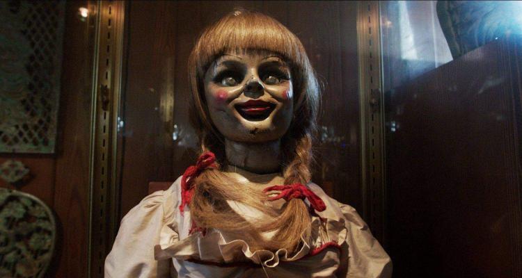 Annabelle, la bambola di The Conjuring