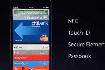 apple pay è il nuovo sistema di pagamento elettronico apple