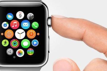 Immagine promozionale dell''Apple Watch