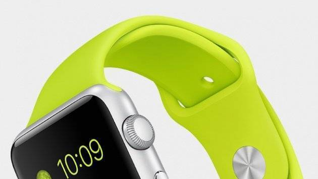 apple watch foto
