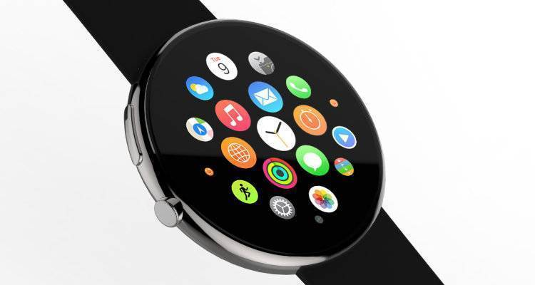 apple watch con quadrante circolare