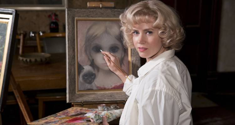 Amy Adams sarà la protagonista femminile di Big Eyes