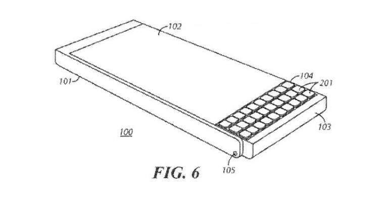 Blackberry: presto nuovo device con tastiera QWERTY scorrevole