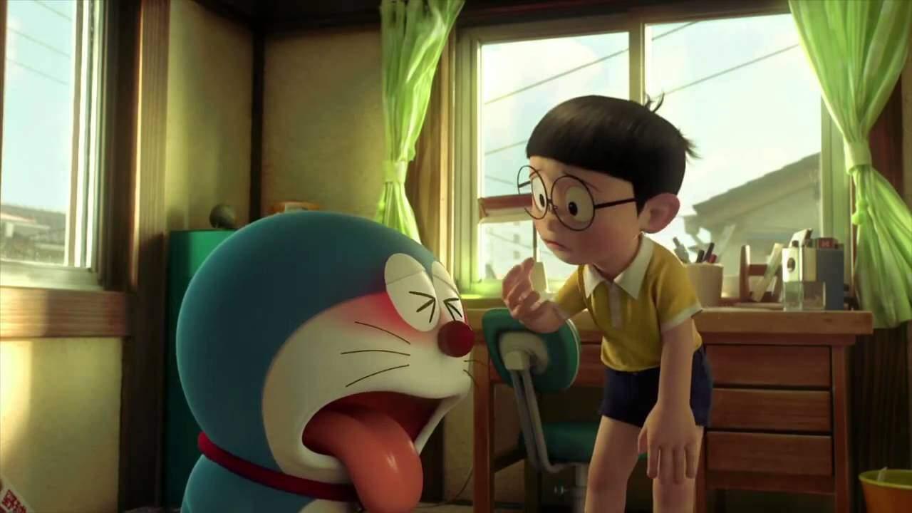 Doraemon 3D, primo trailer italiano