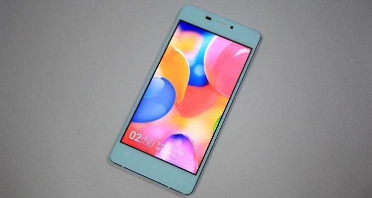 Gionee GN9005, le prime foto dello smartphone da 5mm