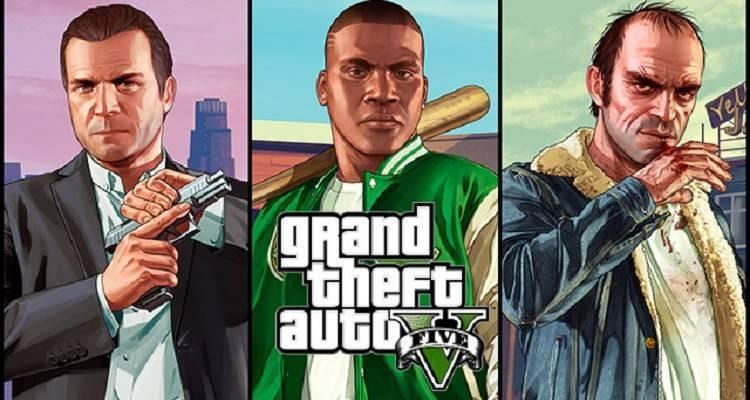 Immagine ufficiale del gioco GTA 5