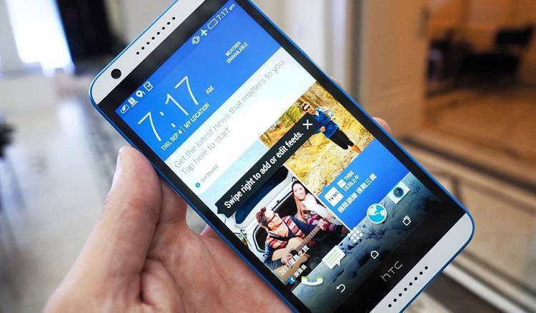 HTC Desire 820 in India a novembre. Anche con quad-core!