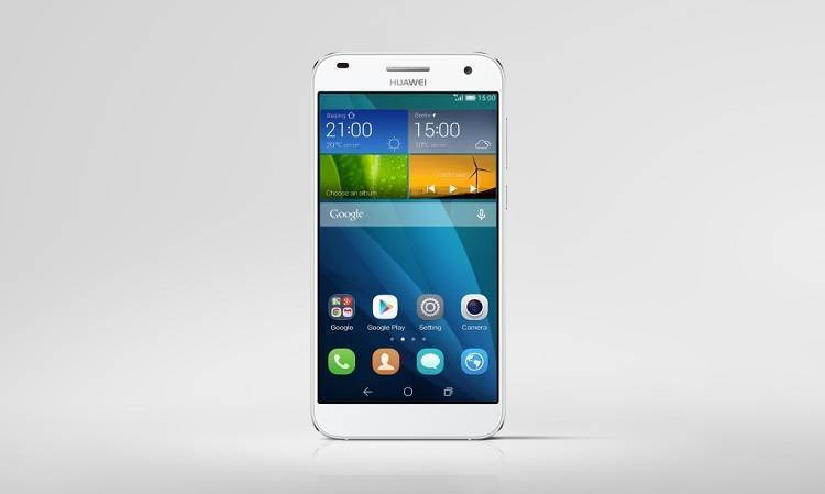 IFA 2014: Huawei presenta Ascend G7 e Ascend P7 con vetro zaffiro