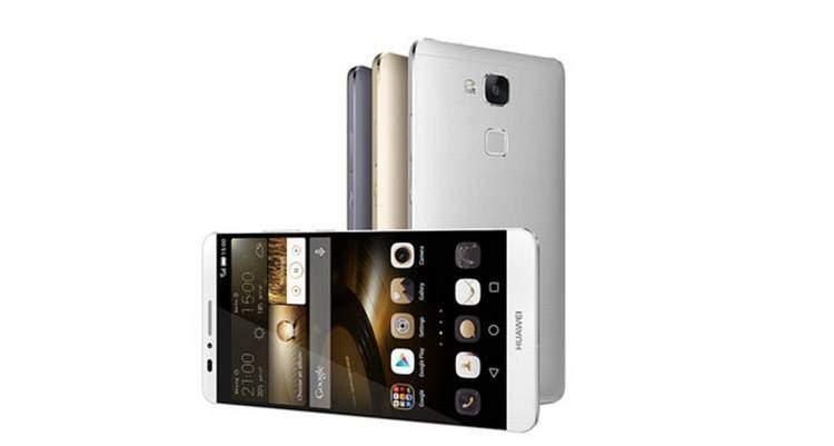 Huawei Ascend Mate 7 ufficiale: caratteristiche tecniche e foto
