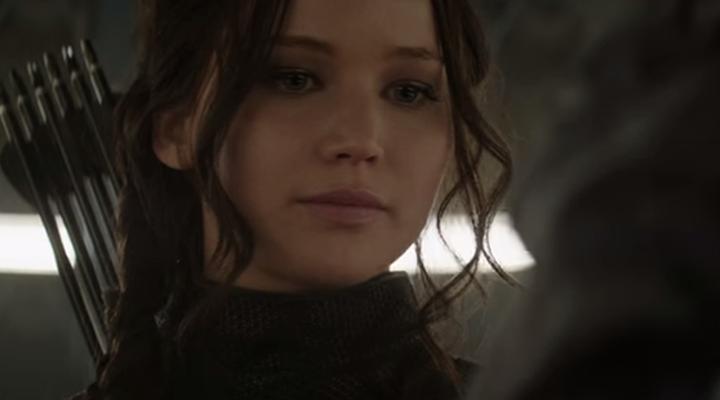 Jennifer Lawrence, protagonista di Hunger Games