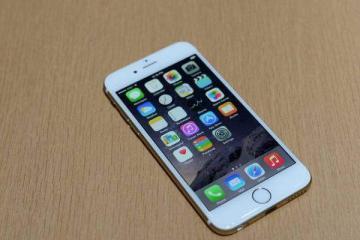 iphone 6 nella colorazione oro