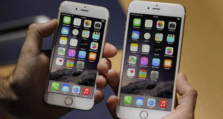 iphone 6 e iphone 6 plus a confronto