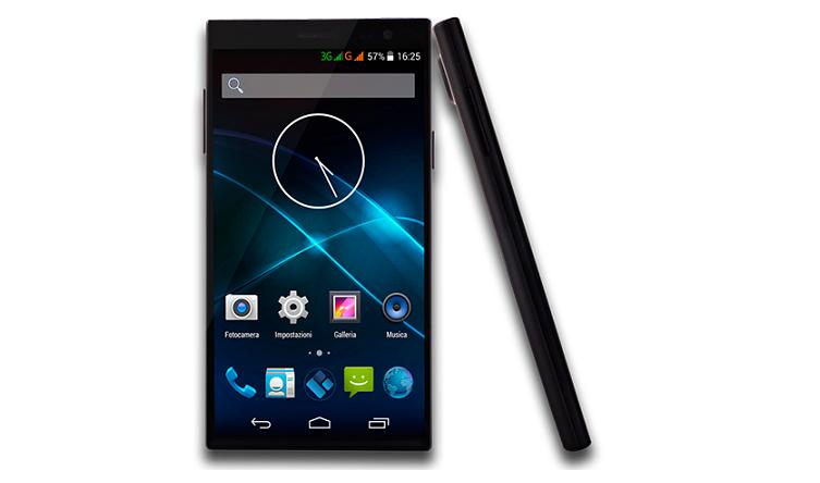 Komu Energy: nuovo smartphone economico con batteria da 4000 mAh