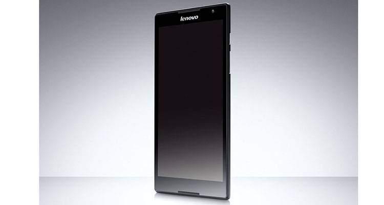 Immagine promozionale del Lenovo Tab S8