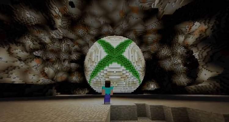 Immagine di Minecraft per Xbox. Microsoft ha acquistato il team di sviluppo, Mojang, per 2.5 miliardi.