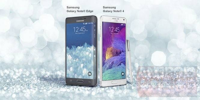 Samsung Galaxy Note Edge: ecco la versione con display curvo del Note 4