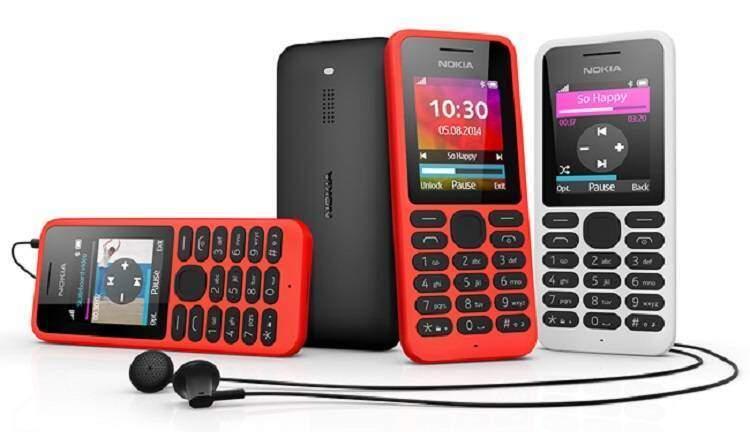 Nokia 130, al via le vendite del cellulare super economico