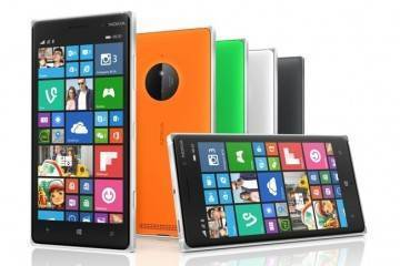 Immagine ufficiale del nuovo Nokia Lumia 830