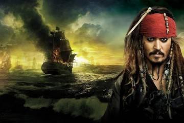 Jack Sparrow, protagonista di Pirati dei Caraibi 5
