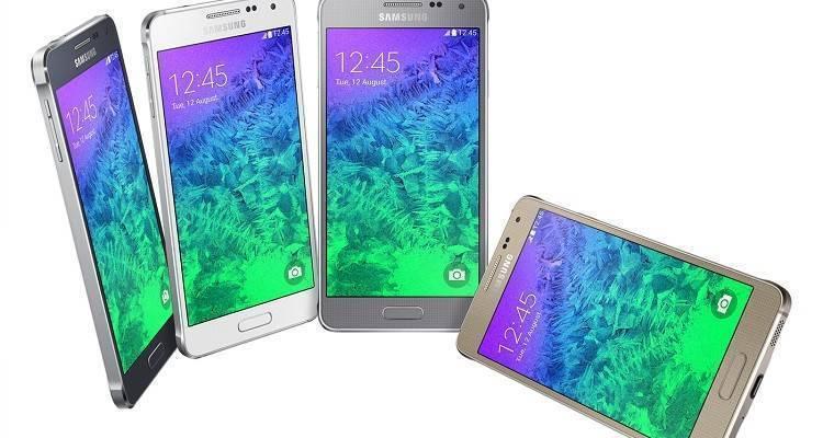 Foto ufficiali del nuovo Samsung Galaxy Alpha