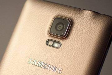 fotocamera samsung galaxy note 4