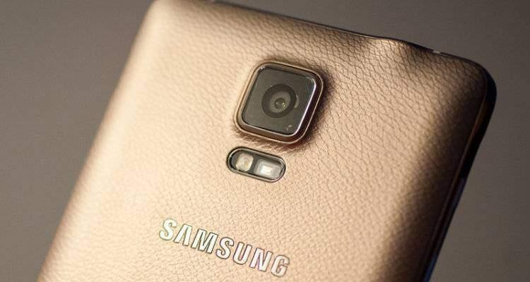 Immagine promozionale Samsung Galaxy Note 4